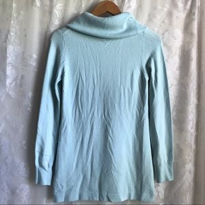 French Connection Sweaters - French Connection NWT Cowl Neck Sweater Soft Blue